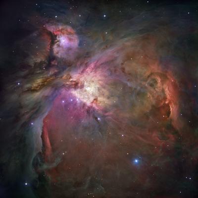 Nebulosa deOrión