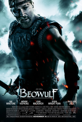 Póster Beowulf
