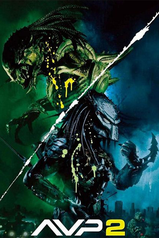 Aliens vs predatorrequiem
