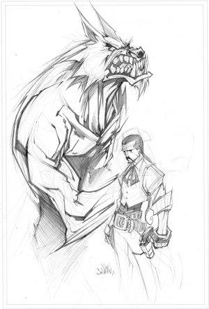 Vampiros y Hombres Lobos