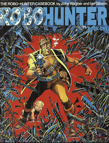 Sam Slade, Robo-Hunter