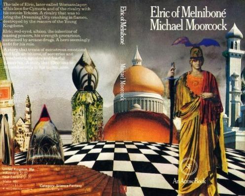 Elric of Melnibone_Arrow
