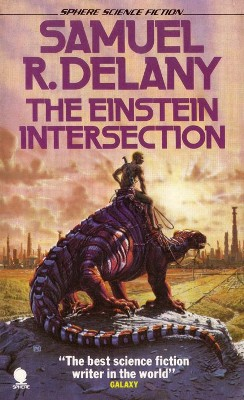 Einstein Intersection Samuel Delany RARE True 1st Edition 1st Printing Gollancz