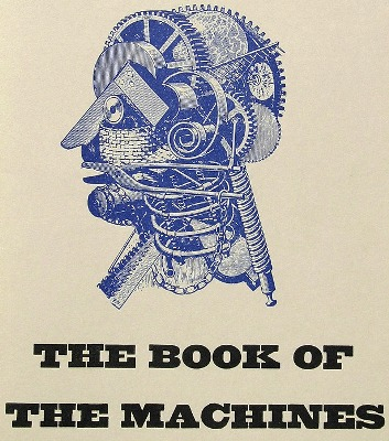 Erewhon- Book of the Machines