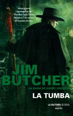La tumba; Jim Butcher