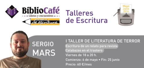 FLYER TALLERES Mayo-jul 2016